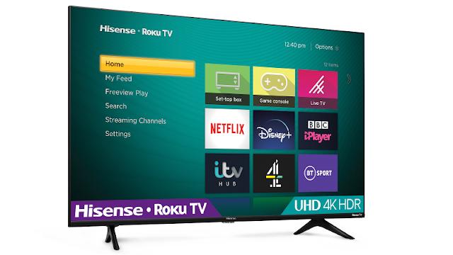 Hisense Roku TV A7200UK (2021) Review