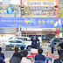 광명사거리 음식문화거리, 청사초롱 점등식 개최