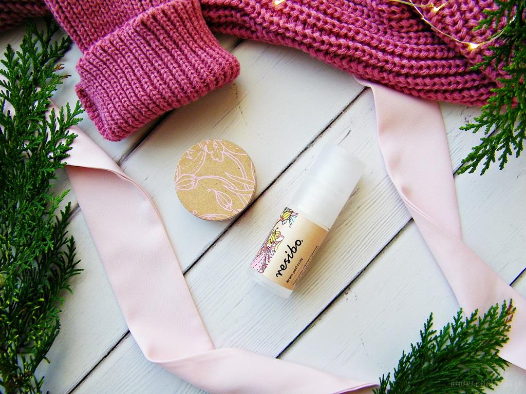 Kosmetyki Resibo - naturalna pielęgnacja skóry. Krem pod oczy