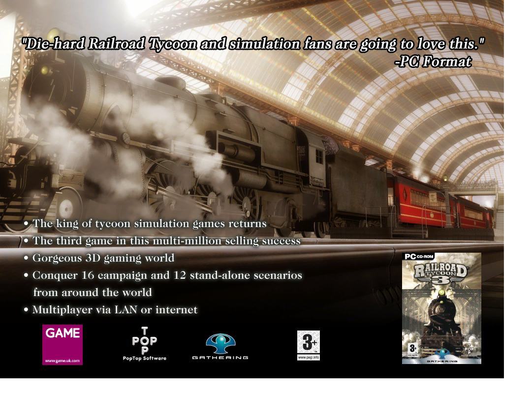 Rail tycoon download