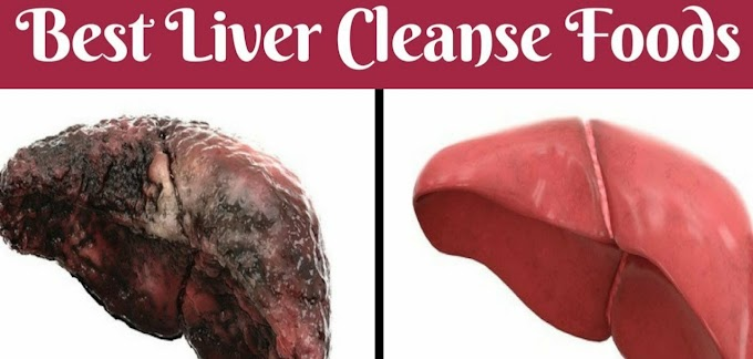 10 Foods to Naturally Cleanse Your Liver | Best food cleaner