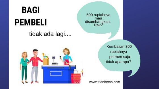 keuntungan membayar dengan QR standar