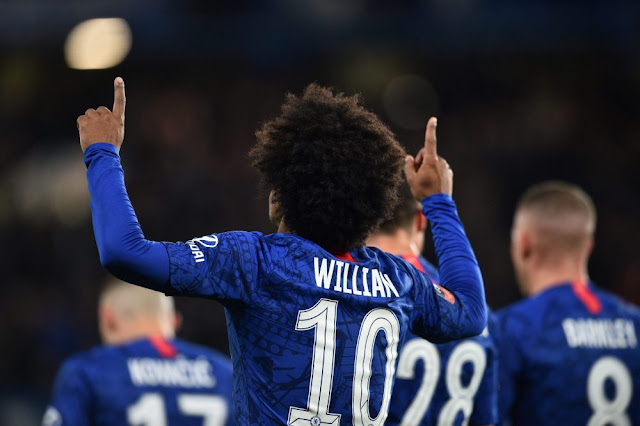 Willian will be a special buy for Arsenal - Paul Merson