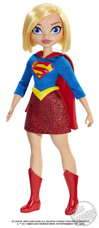 Toy Fair 2019 Mattel DC Super Hero Girls  Superhero Action Doll Assortment Wonder Woman