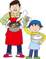 「子どもが作る、お父さんへのバレンタイン」モンテッソーリ 食育 子育て