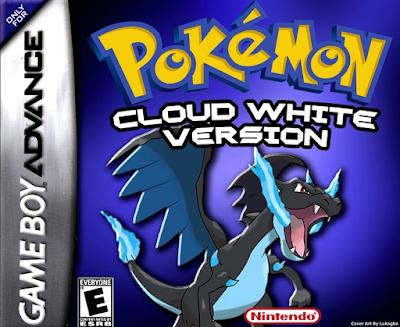 Pokemon Cloud White GBA ROM Download