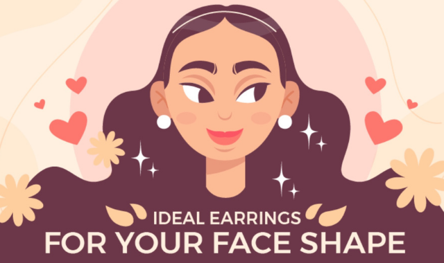 Earrings Guide According to Your Face