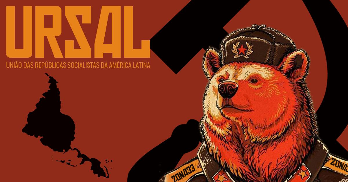 União das Repúblicas Socialistas da América Latina