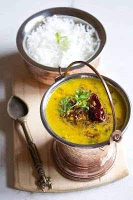 Dal Tadka Recipe in Marathi