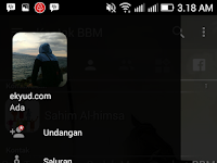 BBM Mod Trans ChangeBackground Apk v3.2.0.6 Transparan Clone Terbaru By Trangga Ken