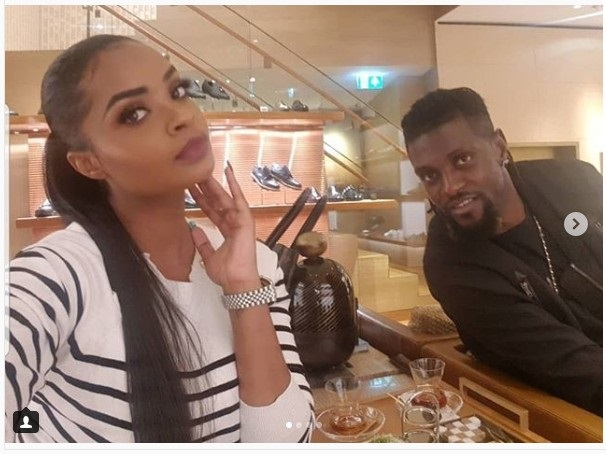 """I Hate Childish Men"" - Adebayor's Ex-Girlfriend, Dillish Matthews Replies Him"