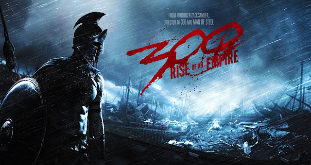 300: Rise Of An Empire - Wide Poster