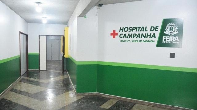 leitos de UTI dos hospitais de Feira de Santana estão lotados