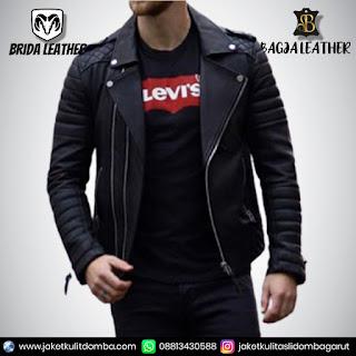 jaket asli kulit