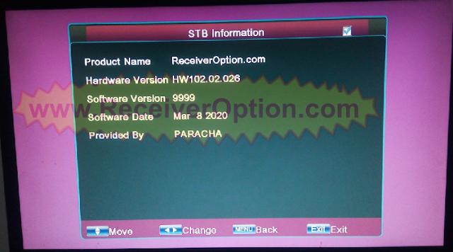 ALI3510C HW102.02.026 NEW SOFTWARE WITH DLNA & XTREAM IPTV OPTION