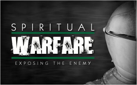 Jack Ninaber: Spiritual Breakthrough - Spiritual Warfare In