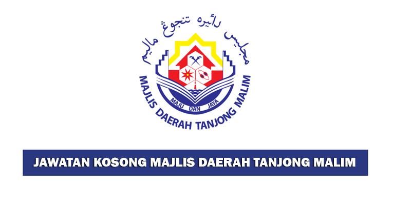Jawatan Kosong di Majlis Daerah Tanjong Malim (MDTM)