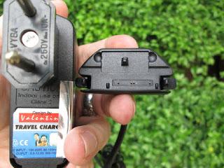 charger Ericsson 388 merk Valentine