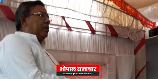 निवाड़ी का नाम बदला तो कमलनाथ सरकार गिर जाएगी, प्रभु श्री राम का श्राप लगेगा: विरोध | MP NEWS