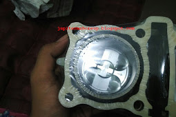 Review Blok Bore Up 63mm DCR