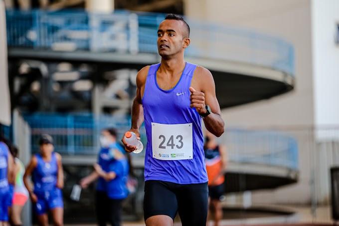 Piritibano Paulo Rodrigues consegue a 3º colocação no campeonato Goiano de Atletismo.