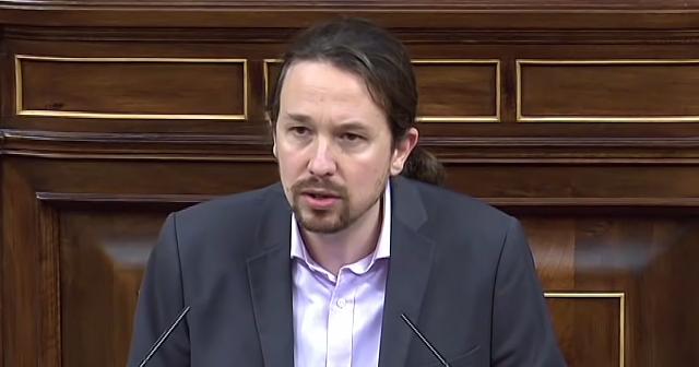 """Iglesias a María Ruíz (Vox)  """"No hay mayor amenaza para la democracia que ustedes, porque la democracia es un peligro para ustedes"""""""