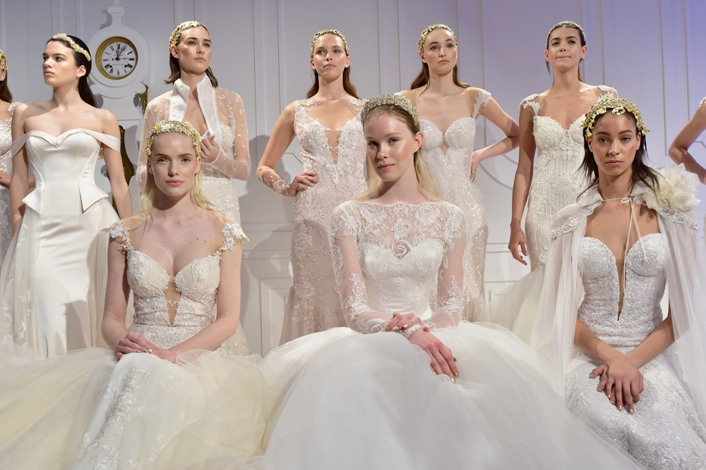 couture gorgeous bridal