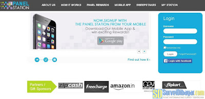 Situs The Panel Station Indonesia | Survei Dibayar