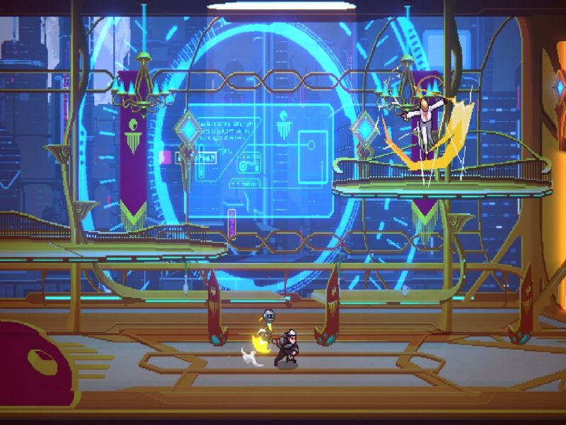 Download Blade Assault Free Full Game For PC