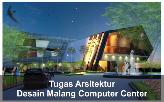 desain computer, komputer center