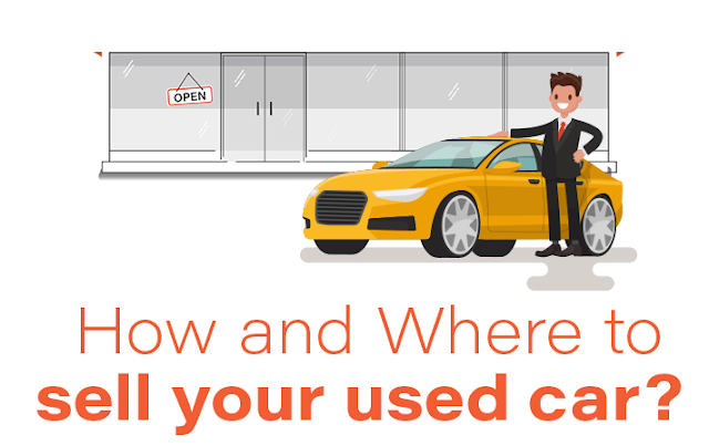 How And Where Sell Your Unwanted Car