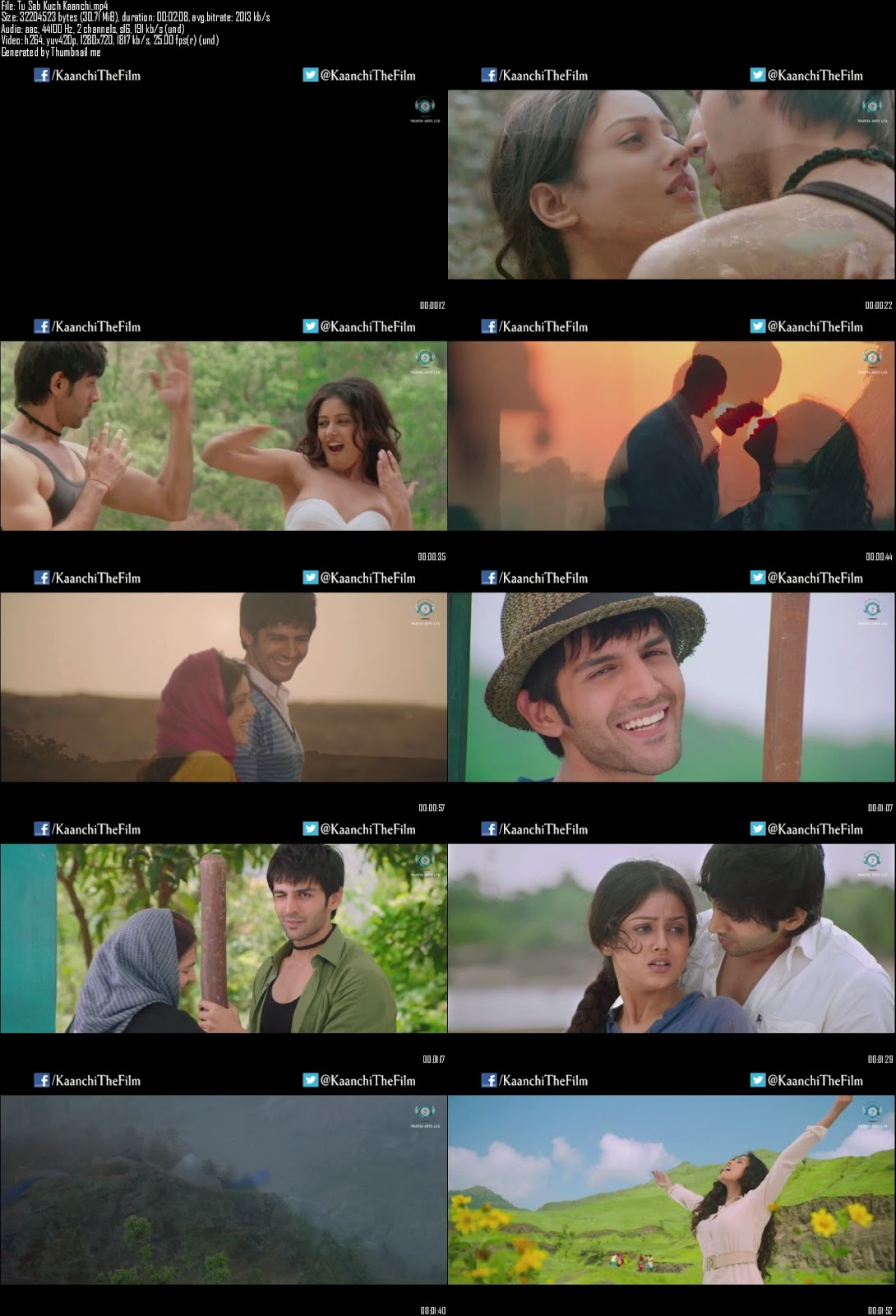 Mediafire Resumable Download Link For Video Song Tu Sab Kuch Re - Kaanchi (2014)