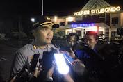 Imbauan Sosial Distancing Steril Corona, Oleh Petugas Gabungan Polres Situbondo