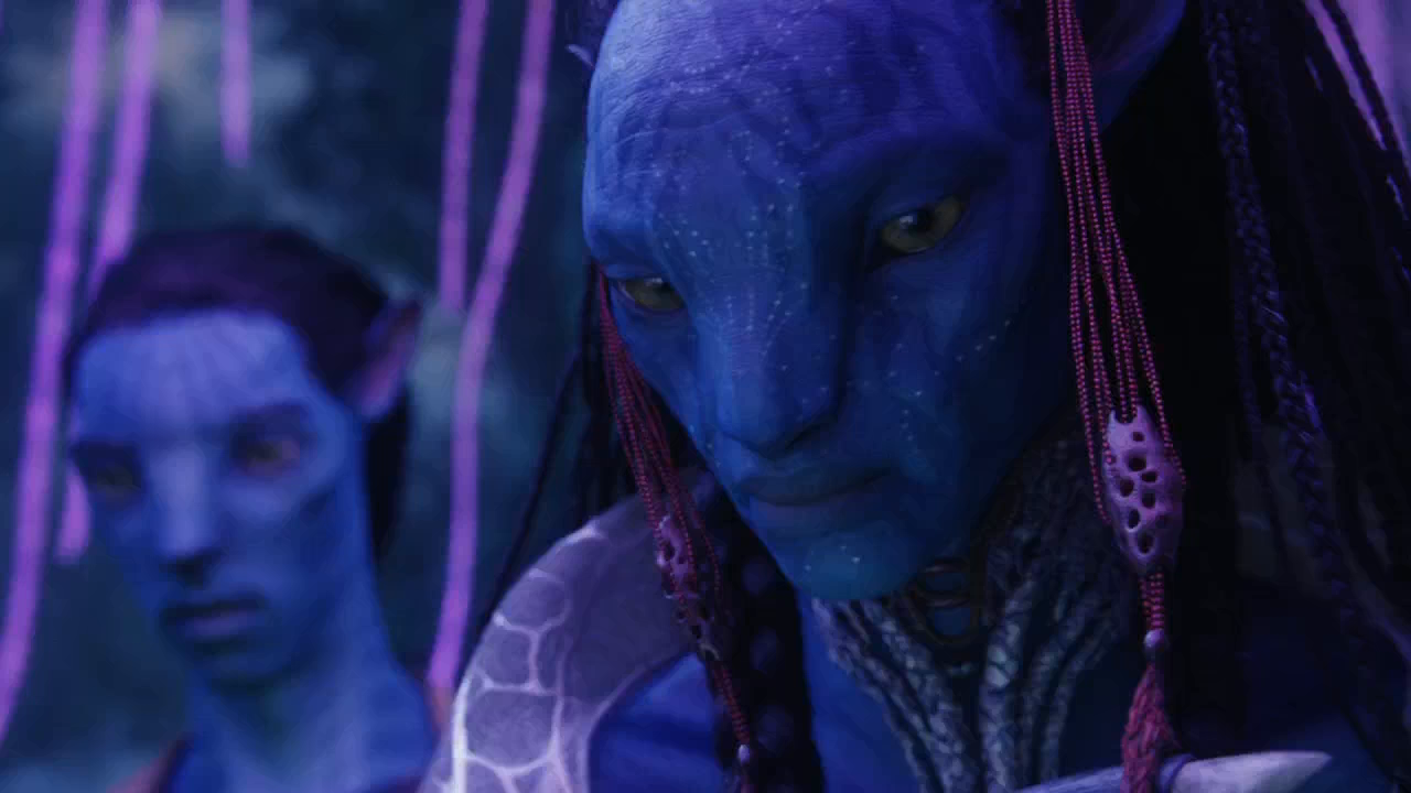 Avatar (2009) EXTENDIDA BRRip 720p Latino - Ingles captura 4
