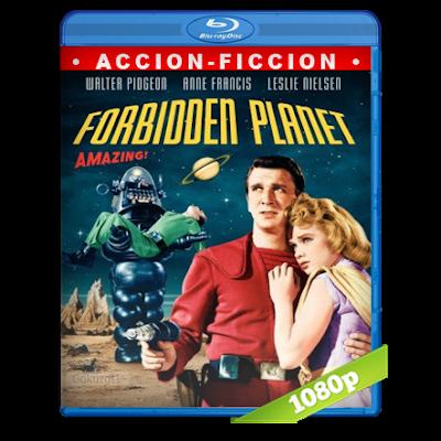 El Planeta Desconocido (1956) BRRip Full 1080p Audio Trial Latino-Castellano-Ingles 5.1