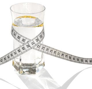 Régime de l'eau pour maigrir