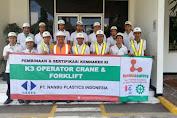 LOWONGAN KERJA LULUSAN SMA SEDERAJAT PT. NANBU PLASTICS INDONESIA, JOBS: OPERATOR PRODUKSI