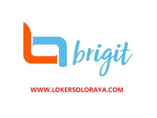 Lowongan Kerja Sukoharjo di PT Brigit Biofarmaka Teknologi Quality Control dan Customer Service