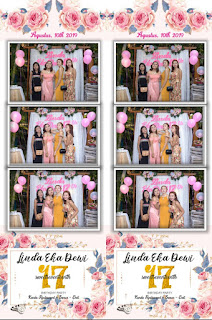 LINDA EKA DEWI SWEET 17TH BIRTHDAY PART @KANDA RESTAURANT SANUR BALI 10082019