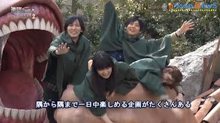進撃の巨人 梶裕貴 井上麻里奈 石川由依 諫山創先生  Attack on Titan Hajime Isayama | Hello Anime !