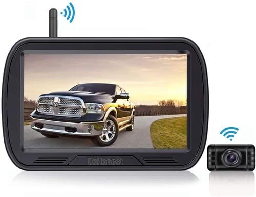 DoHonest Wireless Backup Camera System Monitor