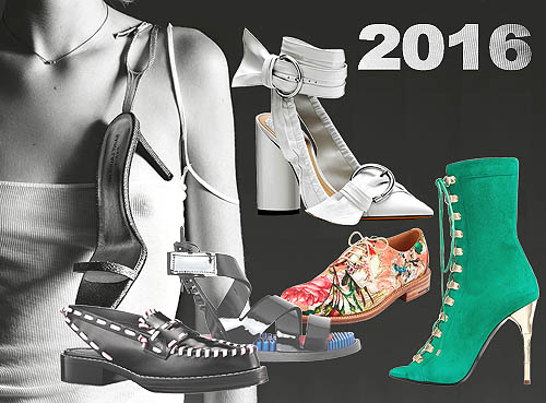Model Sepatu Wanita Paris Trend 2016