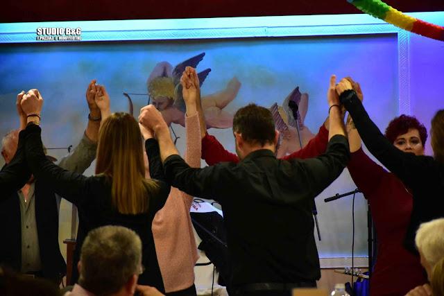 Με επιτυχία ο αποκριάτικος χορός του Εργατικού Κέντρου Ναυπλίου - Ερμιονίδας
