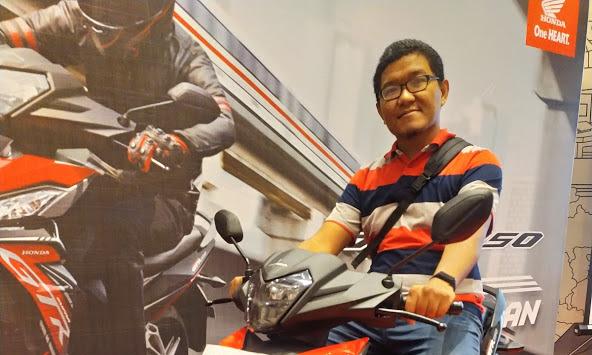 Cerita Menggunakan Honda Care saat Motor Macet Di Jalan