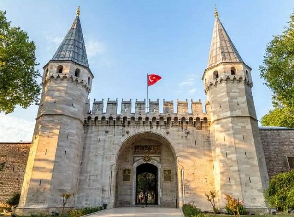Topkapi Palace Turki