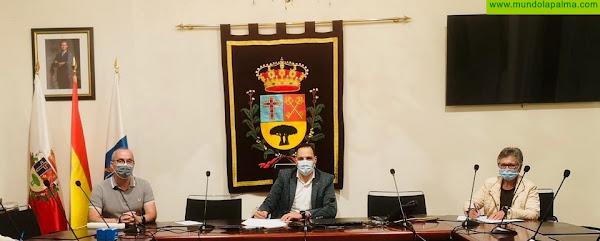 Breña Alta estrena el Servicio de Atención Temprana en el marco de un convenio con la Fundación Canaria Taburiente Especial