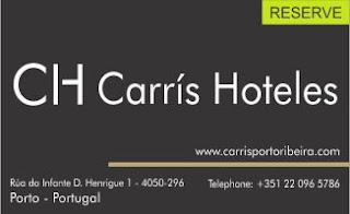 Hotel Carris Ribeira - Porto - Portugal
