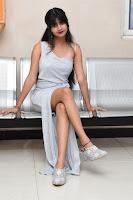Actress Aishwarya at Kothha Hero Movie First Look Launch HeyAndhra.com