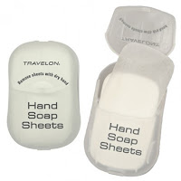Travelon Hand Soap SHEETS