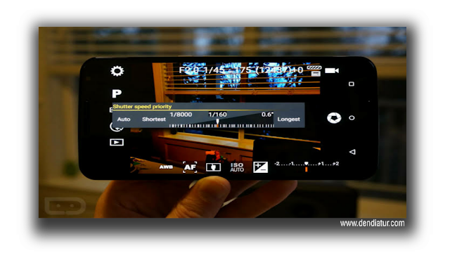 Camera fv-5: aplikasi kamera terbaik untuk android